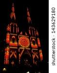 sydney   december 24  the... | Shutterstock . vector #143629180