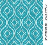 wallpaper pattern floral....   Shutterstock .eps vector #143649910