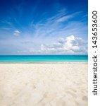 tropical sea | Shutterstock . vector #143653600