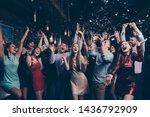 nice looking attractive... | Shutterstock . vector #1436792909