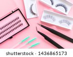 Tools For Eyelash Extension On...