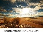prairie  landscapes | Shutterstock . vector #143711224