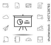 analytics board diagram outline ...