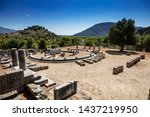 Ancient City Of Kaunos  Dalyan...