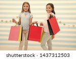 spending great time together.... | Shutterstock . vector #1437312503