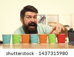 pick one. diversity and... | Shutterstock . vector #1437315980