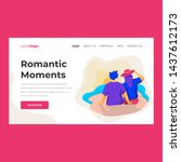 romantic moments landing page...
