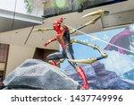 taipei  taiwan   june 27  2019  ... | Shutterstock . vector #1437749996