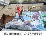 taipei  taiwan   june 27  2019  ... | Shutterstock . vector #1437749999