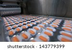 tablets coming out of the... | Shutterstock . vector #143779399