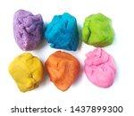 Colorful Clay Plasticine...