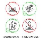 do or stop. credit card ... | Shutterstock .eps vector #1437921956