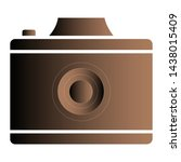 camera tool for photographing... | Shutterstock .eps vector #1438015409