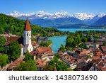 Historical Thun City And Lake...