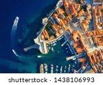 Dudrovnik  Croatia. Aerial Vie...