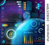 interface hud dashboard...