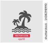 summer vector icon illustration....