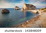 Aphrodite\'s Rock And Bay In...