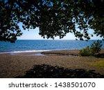Natural Tropical Beach View...