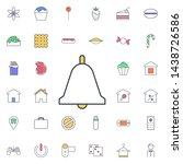 bell icon. universal set of web ...