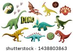 a large set of several...   Shutterstock .eps vector #1438803863