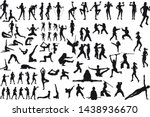 A Large Set Of Silhouettes From ...