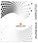 background composition  web... | Shutterstock .eps vector #143912713