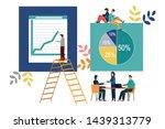vector illustration of a...   Shutterstock .eps vector #1439313779