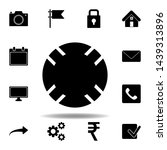 photocamera icon. signs and...