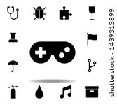 stethoscope icon. signs and...