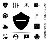 plus in security shield icon....