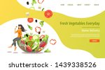 web page design template for... | Shutterstock .eps vector #1439338526