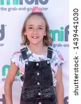 Small photo of Marlow Barkley attends mifold's Celebrity Parents & Kids Fun Day at The Awesome Playground, Los Angeles, CA on June 30, 2019