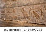 Egyptian Hieroglyphs In...