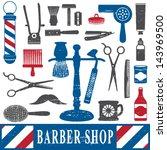 Vintage Barber Shop Tools...
