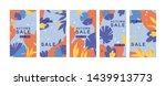 vector set design colorful... | Shutterstock .eps vector #1439913773