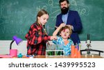 practical knowledge. teaching... | Shutterstock . vector #1439995523
