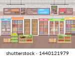 vector illustration of... | Shutterstock .eps vector #1440121979