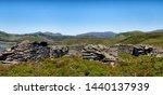 View Of Snowdon   Left Peak  ...