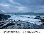 Waves Of Norwegian Sea Crushin...