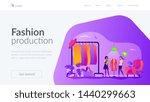 apparel designer  shopper and... | Shutterstock .eps vector #1440299663