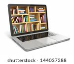 e learning education or... | Shutterstock . vector #144037288