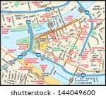 pittsburgh  pennsylvania... | Shutterstock .eps vector #144049600