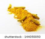 turmeric | Shutterstock . vector #144050050