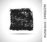 grunge banner. vector... | Shutterstock .eps vector #144062290