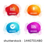 liquid badges. set of verify ... | Shutterstock .eps vector #1440701480