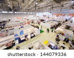 Moscow   September 8  Stands Of ...