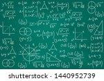 vector illustration of green... | Shutterstock .eps vector #1440952739
