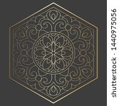 Hexagon Laser Cut Panel Design. ...