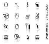 Dental Icons Set 2
